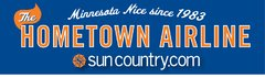Sun Country Awards Unlimited Travel for One Year