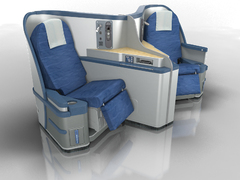 US Airways Unveils 'Envoy Suite,' the Next Generation of Business Class Travel