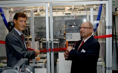 Intelligent Energy's Multi-Functional Fuel Cell System Unveiled at Airbus, Hamburg