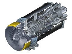 Rolls-Royce AE 3007A2 Engine to Power New Executive Jet