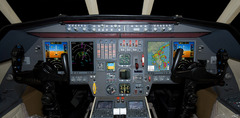 Innovative Solutions & Support, Inc. Awarded Cockpit Display Retrofit Contract for Falcon 2000 and 2000EX Aircraft
