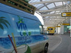 Don't Fly Dry: Vita Coco, America's Best-Selling Coconut Water and Super Hydrator, Lands at Major U.S. Airports
