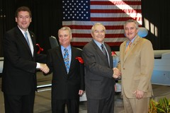 IAI Inaugurates New Facility in Columbus, MS