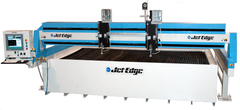 Water Jet Manufacturer Jet Edge Opens New Sales Office in China