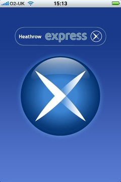 Heathrow Express Tickets Now Available on the iphone