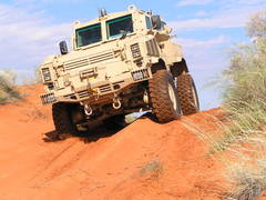 BAE Systems Awarded over ZAR900 Million RG31 MRAP Contract for Readiness and Sustainment