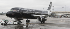 Air New Zealand's New All Blacks A320 Touches Down in Los Angeles: Photo Available on Business Wire's Website and AP PhotoExpress