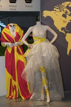 DHL in Vogue as Official Logistics Provider for Mercedes-Benz Fashion Week in New York and Around the World