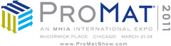 The Biggest Material Handling, Supply Chain and Logistics Event of 2011 Coming To Chicago March 21-24