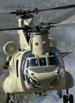 Pall Wins $14 Million Centrisep® Order for U.S. Army CH-47 Helicopters