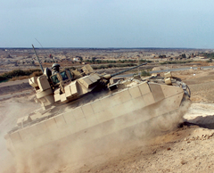 BAE Systems Improving Soldier Survivability with $62 Million Bradley Contract
