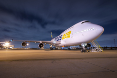 Atlas Air Worldwide Announces Expansion Into Military Passenger Charter Service