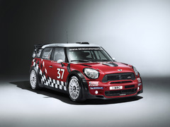 MINI World Rally Championship Team Sees 3D Printing as Critical Tool