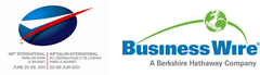Business Wire Signs Partnership Agreement with International Paris Air Show