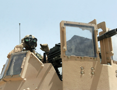 BAE Systems Providing 519 Gunner Protection Systems for U.S. Marine Corps