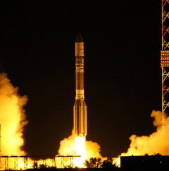 ILS Proton Successfully Launches the SES-3 Satellite for SES
