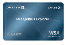 Chase and United Unveil United MileagePlus® Explorer Card; New Card Provides Exclusive Airline Privileges and Unmatched Travel Benefits