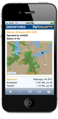 Major U.S. Airports Turn to FlightView for Innovative Mobile Flight Tracking and Airport Content