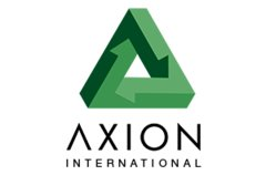 "Axion International Presented with the American Chemistry Council's Inaugural ""Innovation in Plastics Recycling Award"""