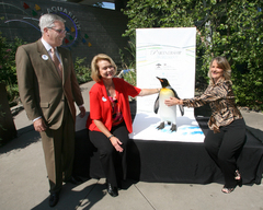 PPG Industries, Pittsburgh Zoo & PPG Aquarium Renew Partnership