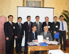 ESI Signs a 5-Year Strategic Cooperation Agreement in R&D with AVIC, ''Aviation Industry Corporation of China''