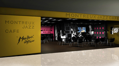 SSP's Success with Montreux Jazz Café Brand Leads to New Exclusive 10 Year Deal