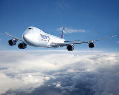 Atlas Air Worldwide Places Two New Boeing 747-8F Aircraft with Panalpina