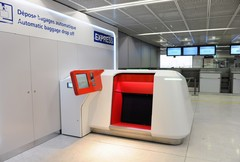 Innovation - Airport of the Future - Aéroports de Paris Introduces the Automated Baggage Drop-off