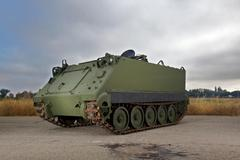 BAE Systems Awarded $41.9 Million to Assist in M113 Upgrades for Brazil