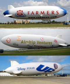 World's Largest Airship Available to New Sponsor for First Time in Two Years