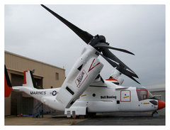 PPG Aerospace Donates Coatings to Restore V-22 Osprey Aircraft for Museum