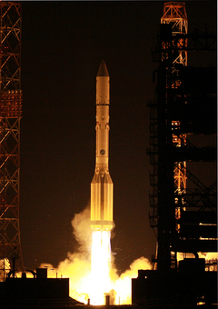 ILS Proton Successfully Launches SES-4 For SES