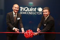 TriQuint Semiconductor Opens International Headquarters in Singapore