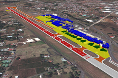 GE Aviation Signs Agreement with GeoEye for 3D Airport Maps and High-Resolution Earth Imagery