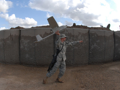 AeroVironment Receives $11.1 Million Order for RQ-11B Raven Small Unmanned Aircraft System Contractor Logistics Support