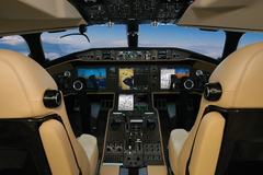 Rockwell Collins Pro Line Fusion® 'Flies' into the Business Aviation Market