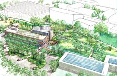 Phipps Center for Sustainable Landscapes to Feature PPG Glass