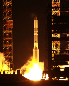 ILS Proton Successfully Launches Y1B Satellite for Yahsat