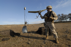 U.S. Marine Corps Places $3.6 Million Order for AeroVironment RQ-11B Raven Small Unmanned Aircraft Systems