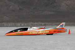 Cyclone Team Steam USA Secures State-of-the-Art Vehicle for Its Land Speed Record Attempt