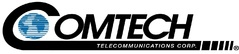Comtech Telecommunications Corp. Awarded $2.5 Million SATCOM Equipment Contract to Support Mobile Backhaul & Trunking